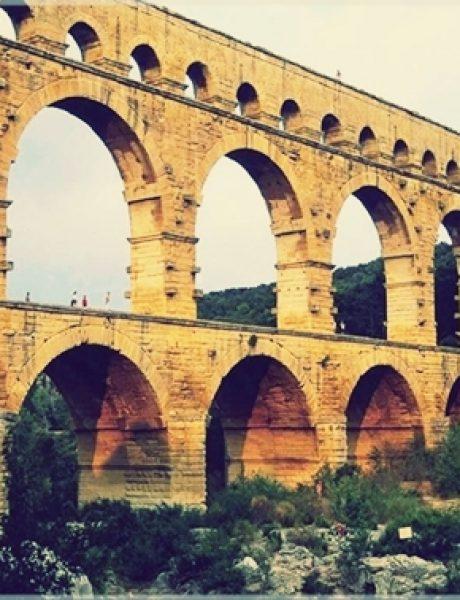 Najlepši mostovi sveta: Pont du Gard, Francuska