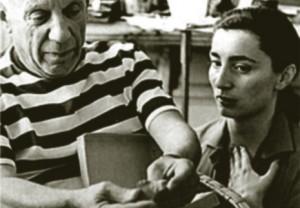 rok+pikaso 300x208 Muze na Zemlji: Sedam muza Pabla Pikasa