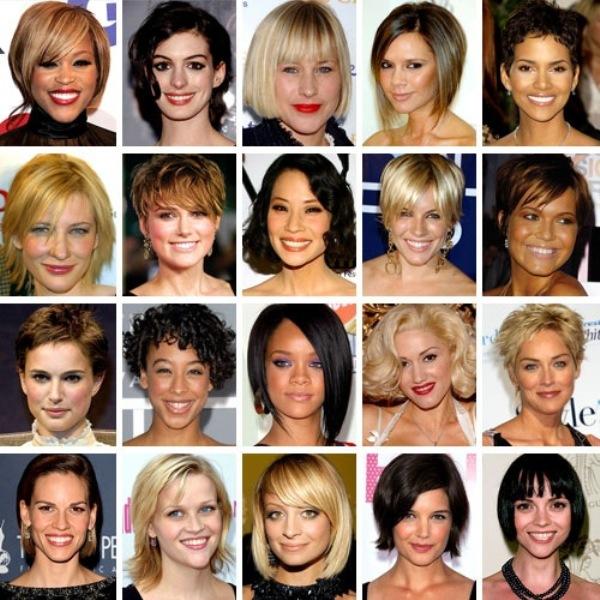 short hair styles image Novi trend: što kraće!