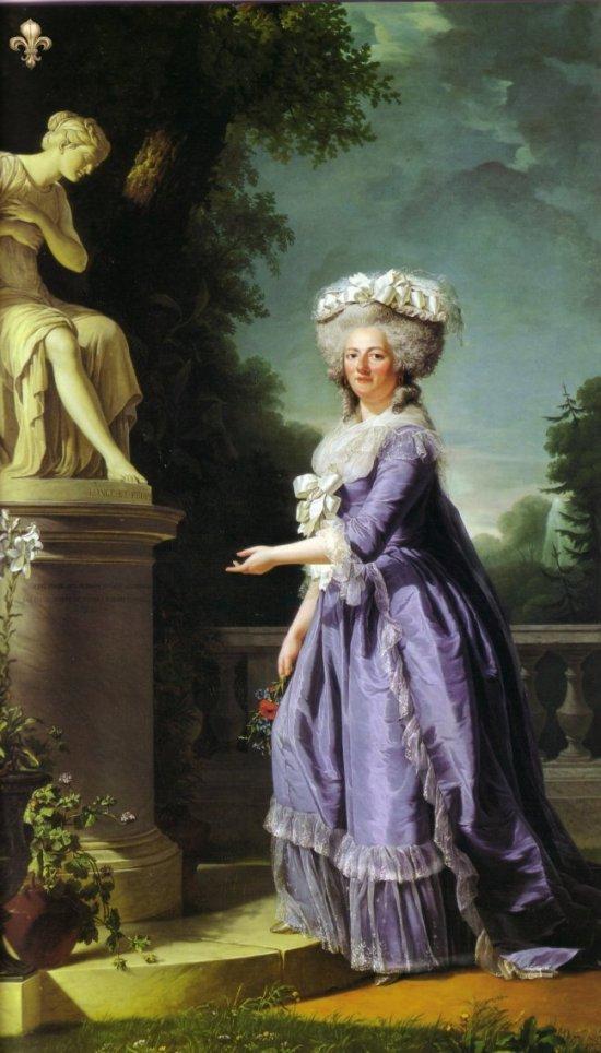 slika5 Autoportret slikarke: samoprezentacija umetnice u XVIII veku