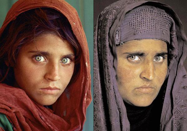 stevemccurryafghangirla Steve McCurry   mag fotografije