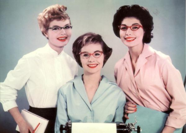 tumblr lnodl4Tax61qzensmo1 500 Poslovna moda za žene kroz decenije