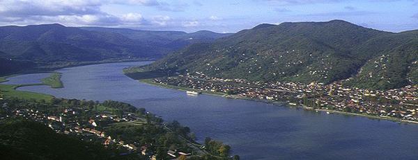 visegrad view1 Odmor u planinama Mađarske