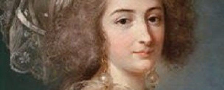 Autoportret slikarke: samoprezentacija umetnice u XVIII veku