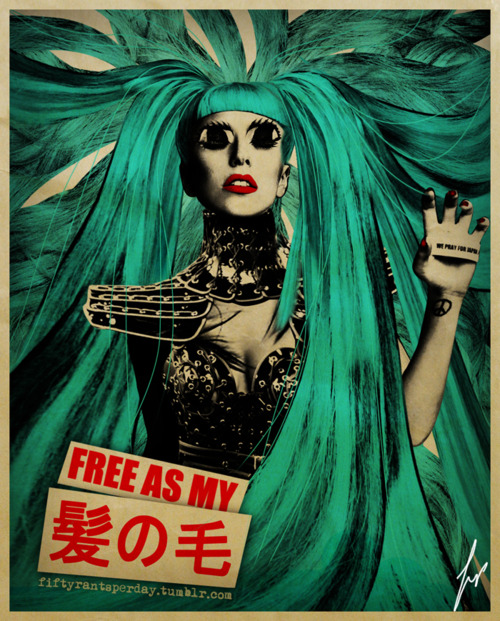 06 hair Razotkrivanje albuma: Born This Way (I deo)