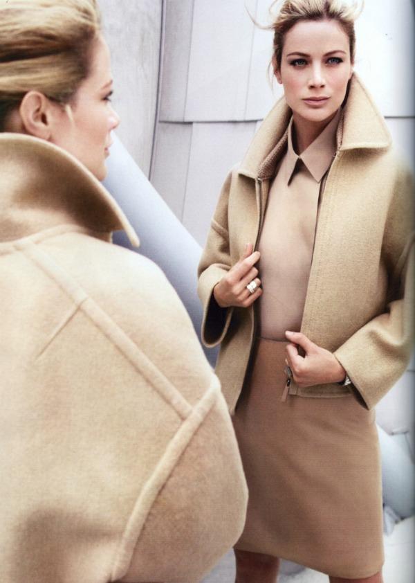 """105 Carolyn Murphy za """"Harper's Bazaar US"""" – avgust 2011. godine"""
