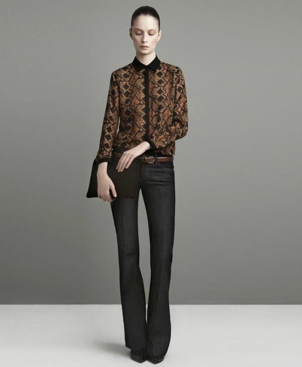 1119 Lookbook Zara   avgust 2011.