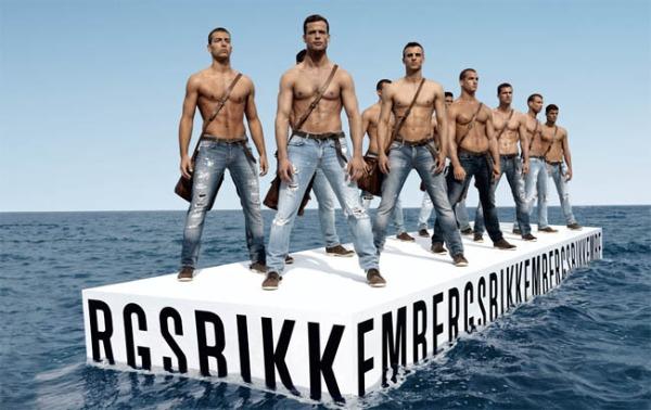 117 Dirk Bikkembergs proleće/leto 2011.