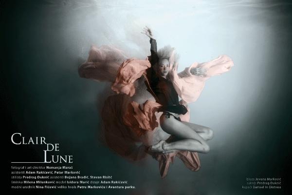 126 Wannabe editorijal: Clair de Lune
