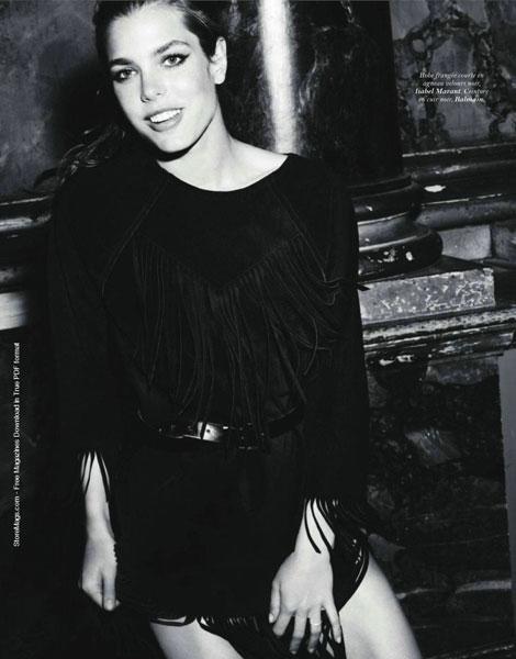 1411 Royal Style: Charlotte Casiraghi de Monaco