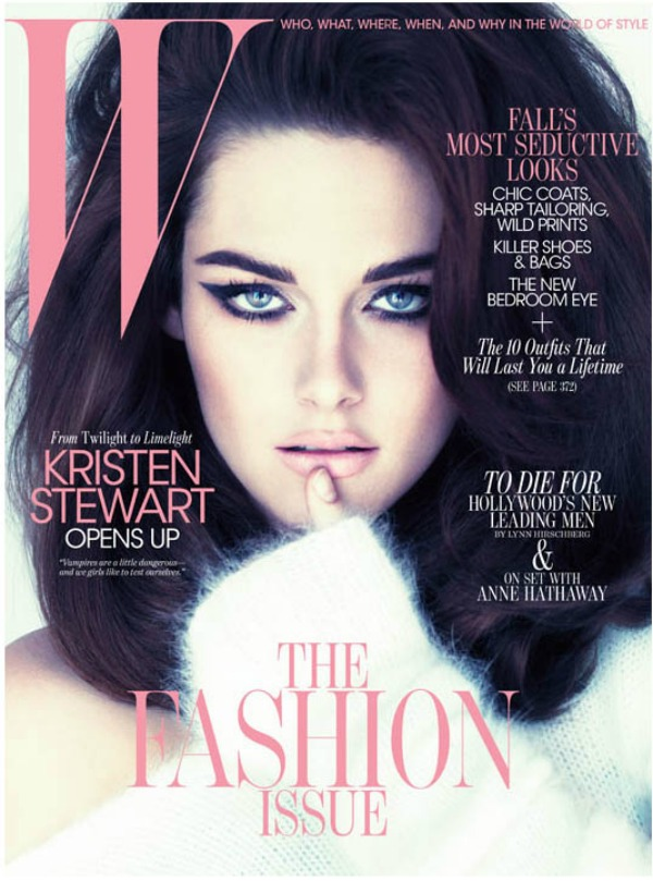 "168 Kristen Stewart za ""W Magazine"" – septembar 2011."