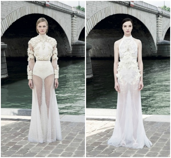 197 Givenchy Haute Couture jesen 2011.