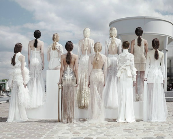 222222 Givenchy Haute Couture jesen 2011.