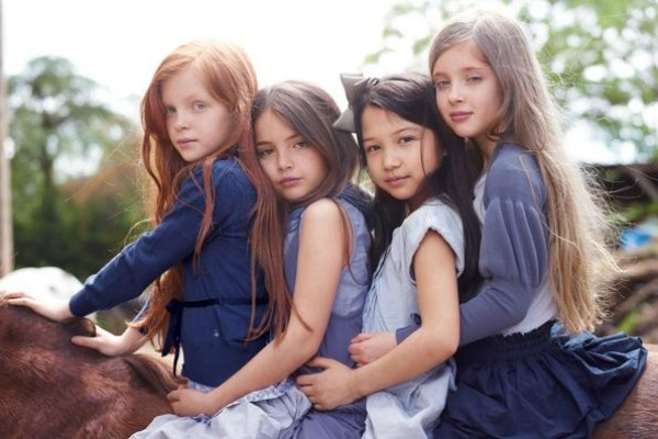 225 Benetton Kids za proleće/leto 2011.