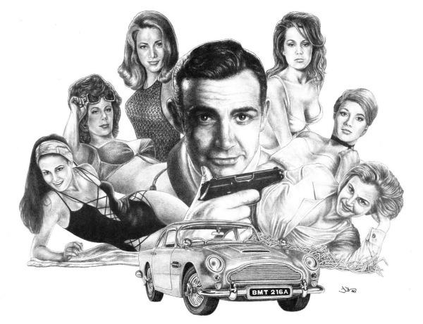 233 Bond devojka – ikona pop kulture