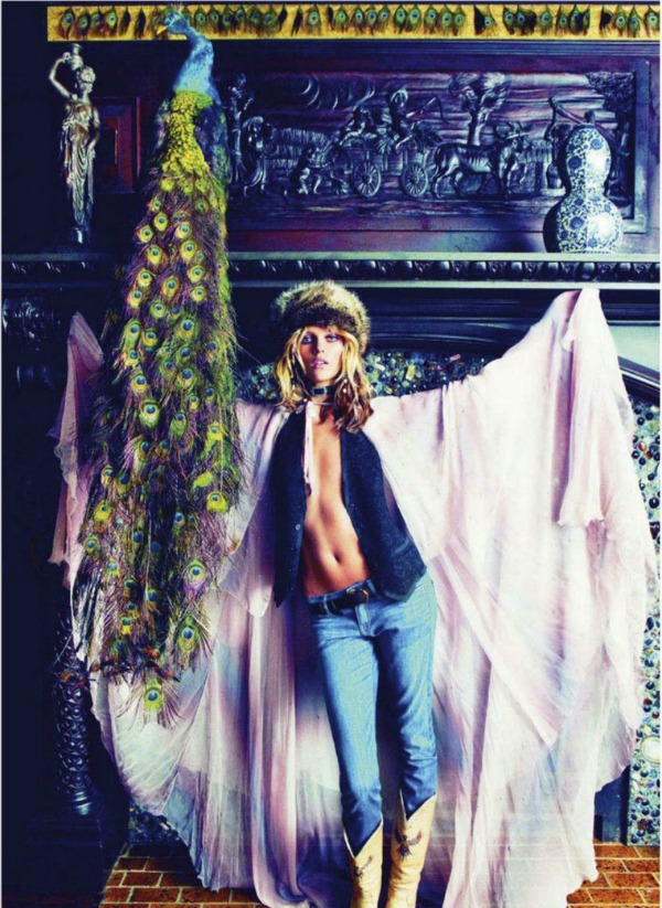 242 Anja Rubik za Vogue Paris   septembar 2011.