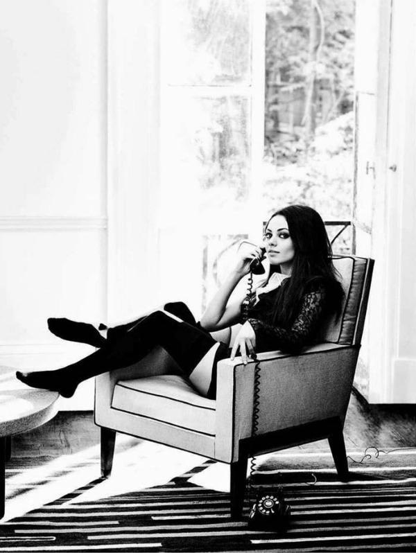 244 Mila Kunis za Glamour UK   septembar 2011.