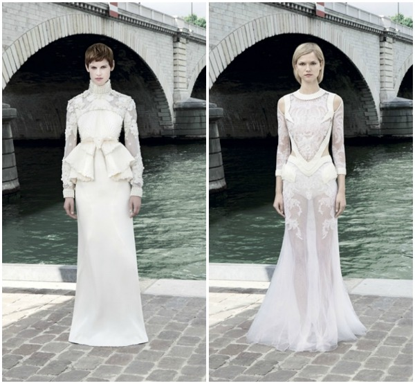 262 Givenchy Haute Couture jesen 2011.