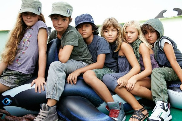 319 Benetton Kids za proleće/leto 2011.