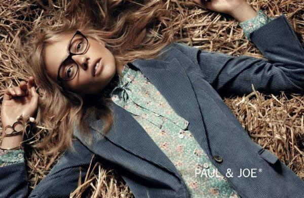 346 Reklamna kampanja za Paul & Joe: boho stil