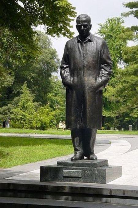 348px Ivo Andric Beograd spomenik Ljudi koji su pomerali granice: Ivo Andrić