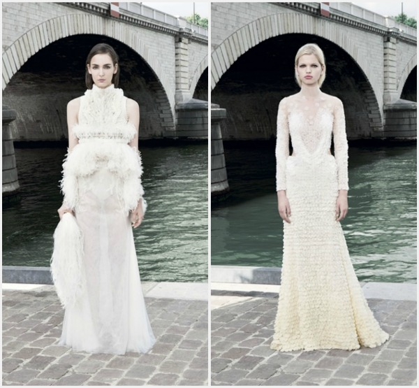 350 Givenchy Haute Couture jesen 2011.