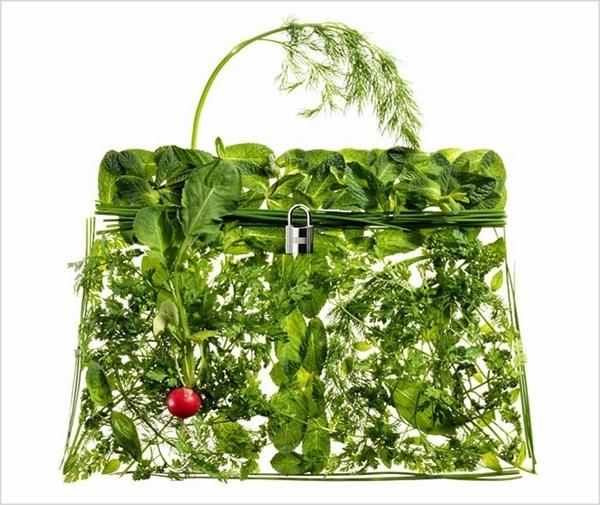 4 hermes Luksuz na travi: Hermès Kelly Picnic torba