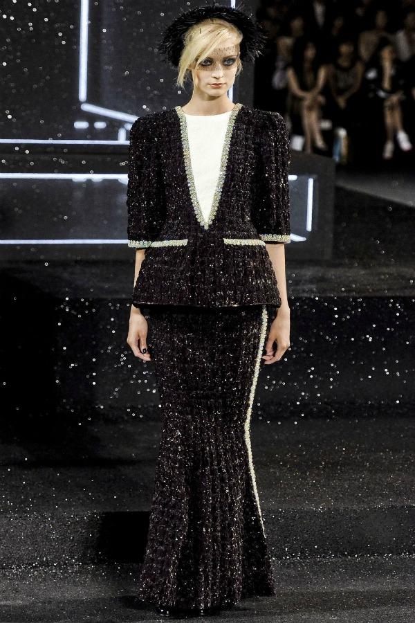 5+8 Chanel Haute Couture jesen/zima 2011/12