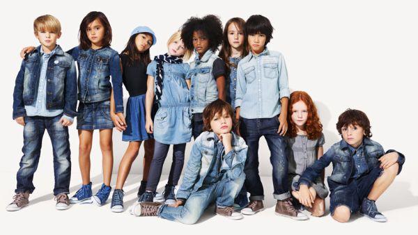 515 Benetton Kids za proleće/leto 2011.