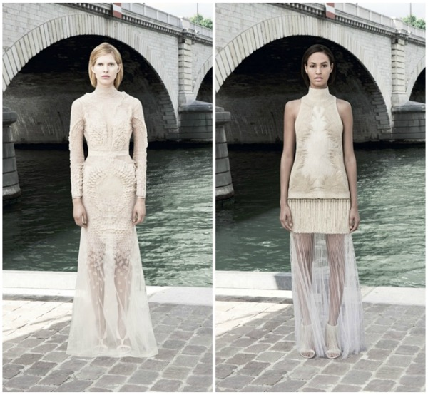 545 Givenchy Haute Couture jesen 2011.