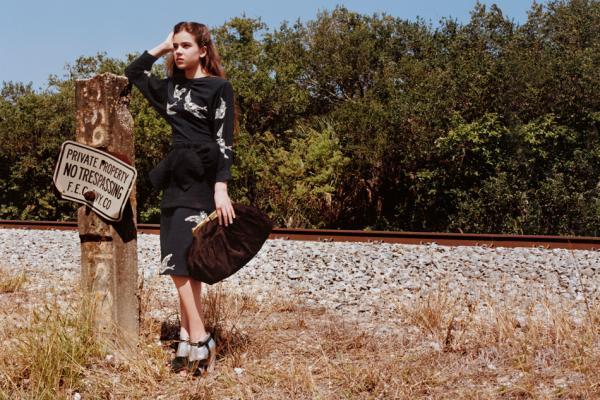5464 1 Četrnaestogodišnja Hailee Steinfeld   zaštitno lice Miu Miu