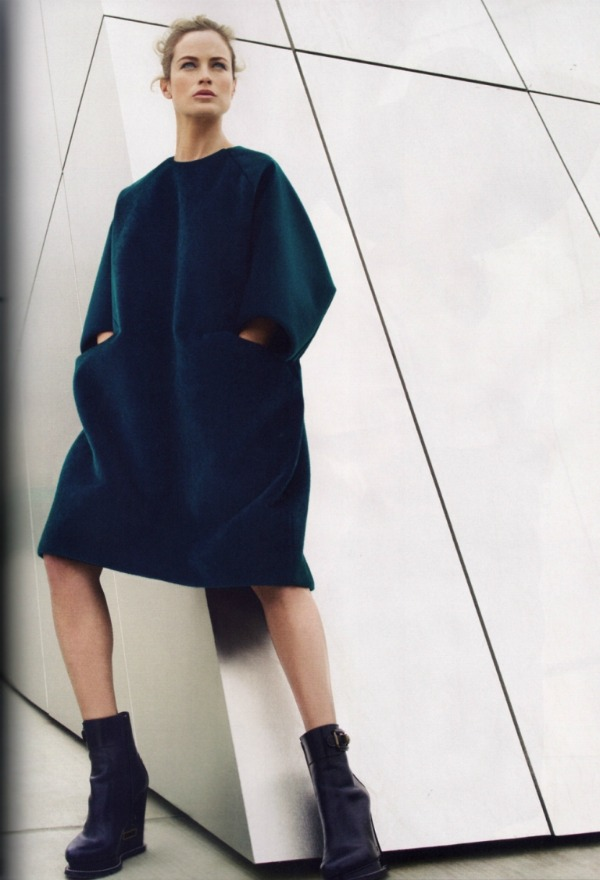 """56 Carolyn Murphy za """"Harper's Bazaar US"""" – avgust 2011. godine"""