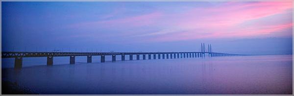 595bridge Najlepši mostovi sveta: Øresundsbron, Eresundski moreuz