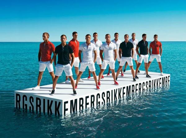 61 Dirk Bikkembergs proleće/leto 2011.