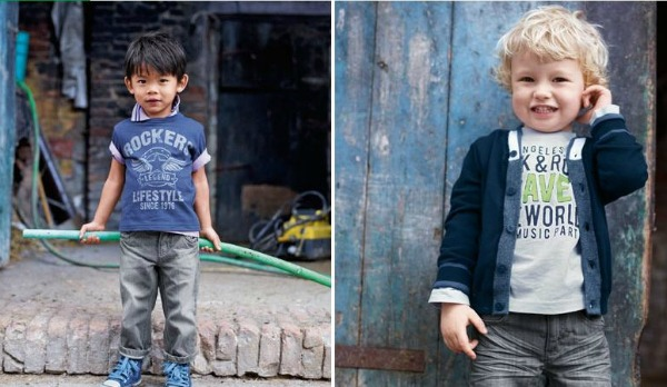 614 Benetton Kids za proleće/leto 2011.
