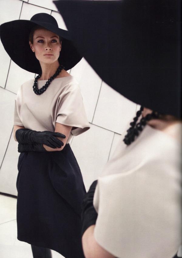 """66 Carolyn Murphy za """"Harper's Bazaar US"""" – avgust 2011. godine"""