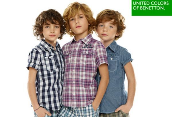 713 Benetton Kids za proleće/leto 2011.