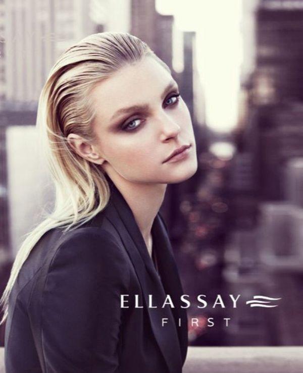 717 11 Jessica Stam za Ellassay proleće/leto 2011.