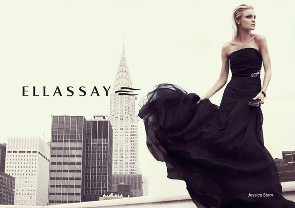 717 4 Jessica Stam za Ellassay proleće/leto 2011.