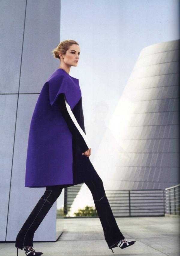 """86 Carolyn Murphy za """"Harper's Bazaar US"""" – avgust 2011. godine"""