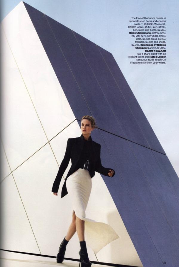 """95 Carolyn Murphy za """"Harper's Bazaar US"""" – avgust 2011. godine"""