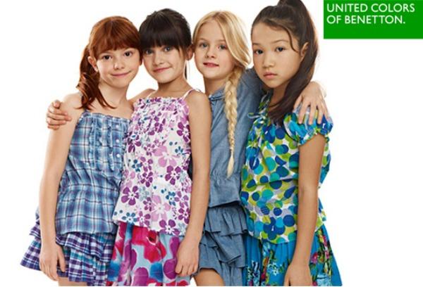 98 Benetton Kids za proleće/leto 2011.