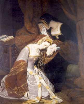 Anne Boleyn London Tower Muze na Zemlji: Anne Boleyn