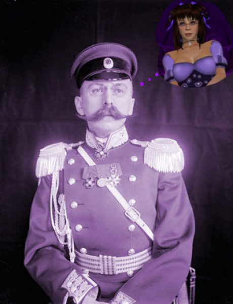 Ljubičanstvena i baron Šturm