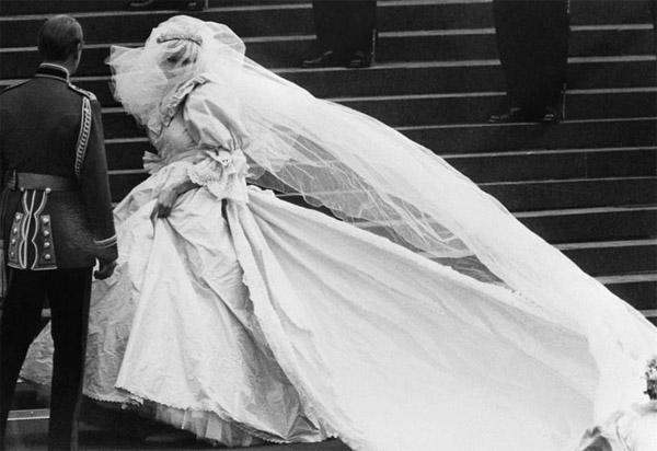 Boda Lady Di y Carlos5 Istorija venčanice