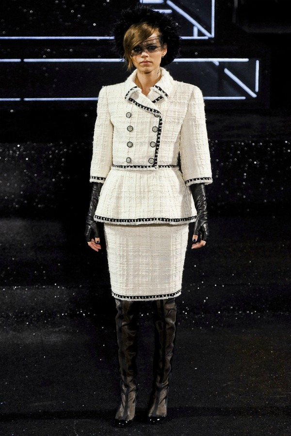 C4545 Chanel Haute Couture jesen/zima 2011/12