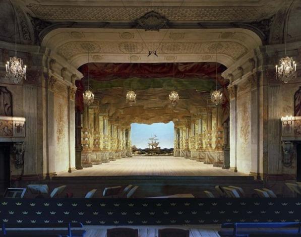 DrottningholmPalaceTheatreStockholmSweden2008 Enterijer najpoznatijih operskih kuća