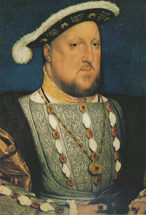 Henry VIII of England by Hans Holbein the Younger Muze na Zemlji: Anne Boleyn