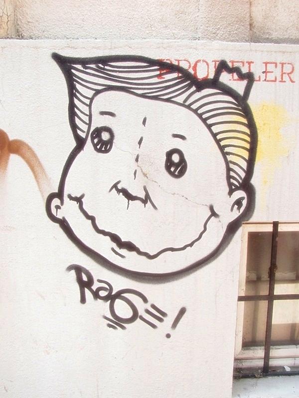 IMG 2635 Wannabe Street Art: Gornji Dorćol