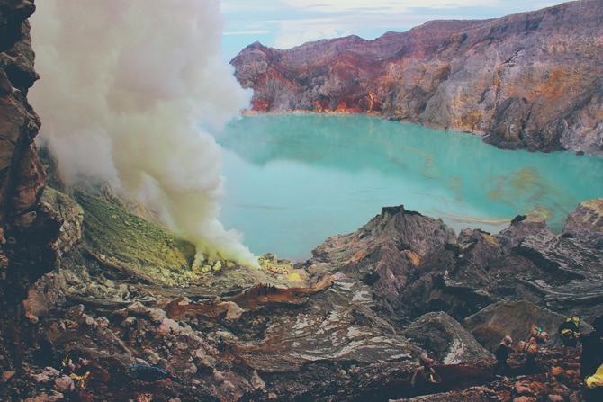 Kawah Ijen Vulkanska erupcija   prirodna katastrofa ili turistička atrakcija?